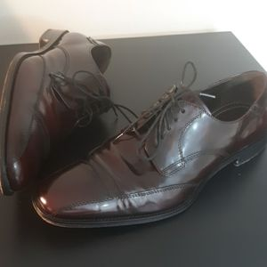 Johnston & Murphy Brown Leather Shoes
